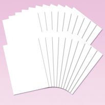 Colour Me! Professional Stamping Card - 20 Sheets
