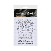 For the Love of Stamps - Old Friends