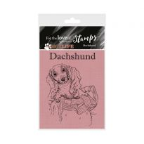It's a Dog's Life Clear Stamp - Dachshund
