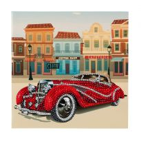 Crystal Card Kit - Classic Car