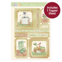 Pick 'N' Mix Topper Sheet - Grown with Love