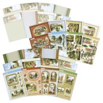 Country Days Luxury Card Collection