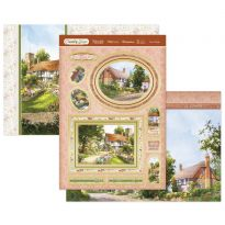 Cosy Cottage Luxury Topper Set