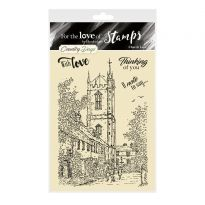 For the Love of Stamps - Church Lane