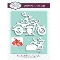 Paper Cuts 3D Collection - Dogs Day Out