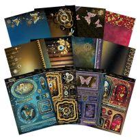 Midnight Butterflies - Mirri Magic Topper Collection