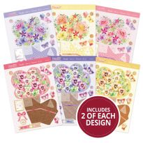 Push-Pop Posies Concept Card Collection