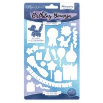Moonstone Cutting Dies- Party Pieces