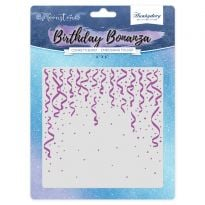 Moonstone Embossing Folder - Confetti Burst