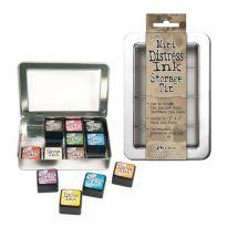 Mini Distress Pad Storage Tin