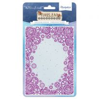 Timeless Treasures Embossing Folder: Timeless Blossoms