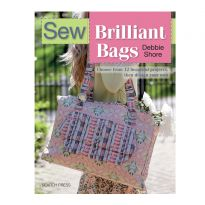 Debbie Shore - Sew Brilliant Bags