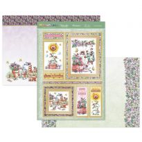 Mice to Meet You Topper Set - A Mice Garden