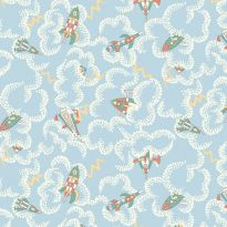 Liberty Fabric - Fat Quarter - Rocket Dance