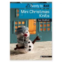 20 to Knit - Mini Christmas Knits