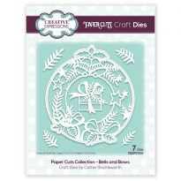Paper Cuts Collection - Bells and Bows