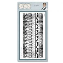 Nordic Pre Cut Stamp Set