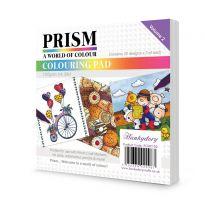 Prism Colour Me! Colouring Pad 2