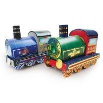 Planes, Trains & Automobiles Project - Golden Steam Machine & Silver Steam Machine