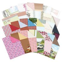 Happiness is…  Luxury Card Inserts & Paper Pack