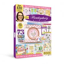 Hunkydory Design Collection Box Magazine Issue 4