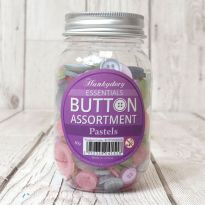 Hunkydory Button Assortment - Pastels