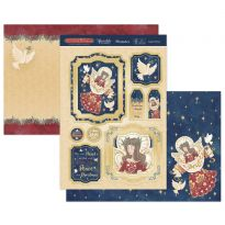 Angel of Peace Luxury Topper Set