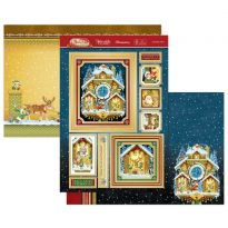 Christmas Time Luxury Topper Set