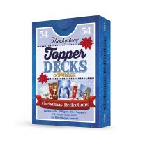 Christmas Reflections Topper Deck
