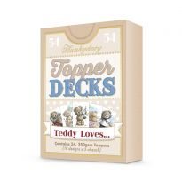 Teddy Loves... Topper Deck