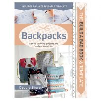 The Build a Bag Book: Backpacks by Debbie Shore