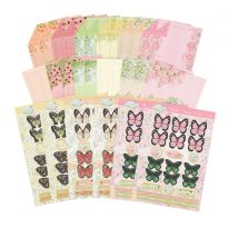 Flutterbye Spinners Concept Card Collection