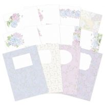 Forever Florals - Hydrangea Luxury Card Inserts