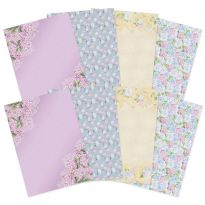 Forever Florals - Hydrangea Printed Parchment