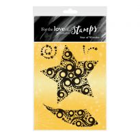 For the Love of Stamps - Star of Wonder A7 Stamp Set