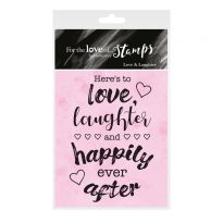 For the Love of Stamps - Love & Laughter