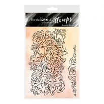For the Love of Stamps - Beautiful Blooms