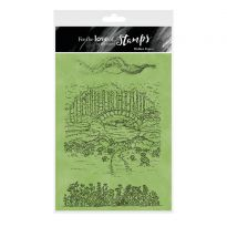 Hidden Forest - A5 Stamp Set