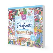 Golden Oldies Christmas Crackers - Picture Perfect Pad