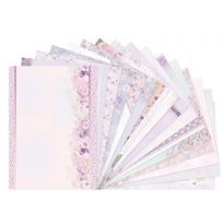 Lilac Moments Luxury Card Inserts