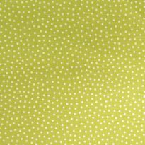 Sunny Bee Collection - Seed Dot Green (fat quarter)