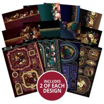 Midnight Botanica Mirri Magic Topper Collection