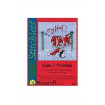 Stitchlets for Christmas - Santa's Washing