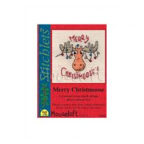 Stitchlets for Christmas - Merry Christmoose