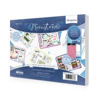 Memory Book - A5 Page Templates Paper Pad