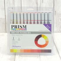 Prism Brush Markers - Heavenly Sunset