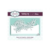 Creative Expressions Paper Cuts Feather Edger Craft Die