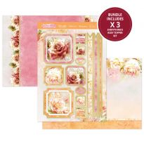 Everything's Rosy Luxury Topper Set