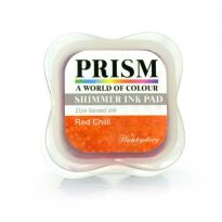 Shimmer Prism Ink Pads - Red Chilli