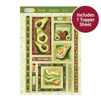Pick 'N' Mix Topper Sheet - Avo' Great Day!